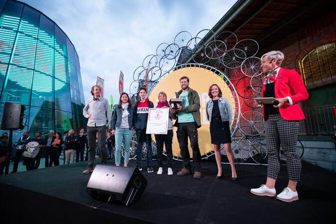 bike brussels awards 2018
